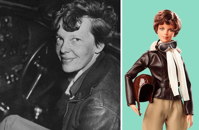 Mattel выпустила линейку кукол Барби по образам легендарных женщин