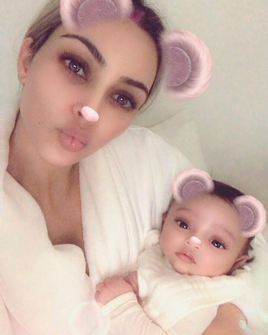 Ким Кардашьян — о суррогатной матери, любви к порядку и желании иметь большую семью