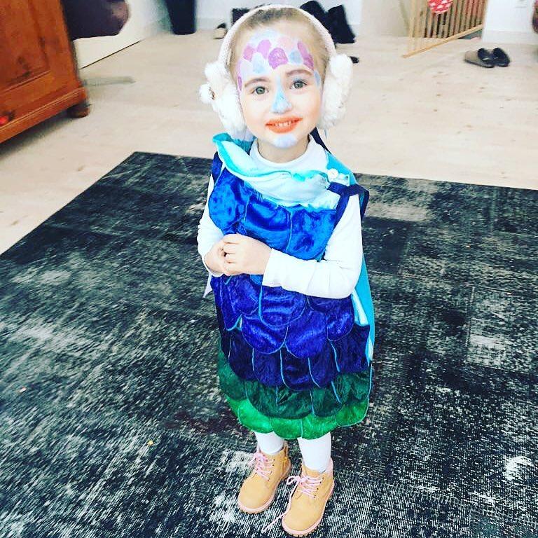 Мамина копия: дочь Роксоланы растет настоящей красавицей