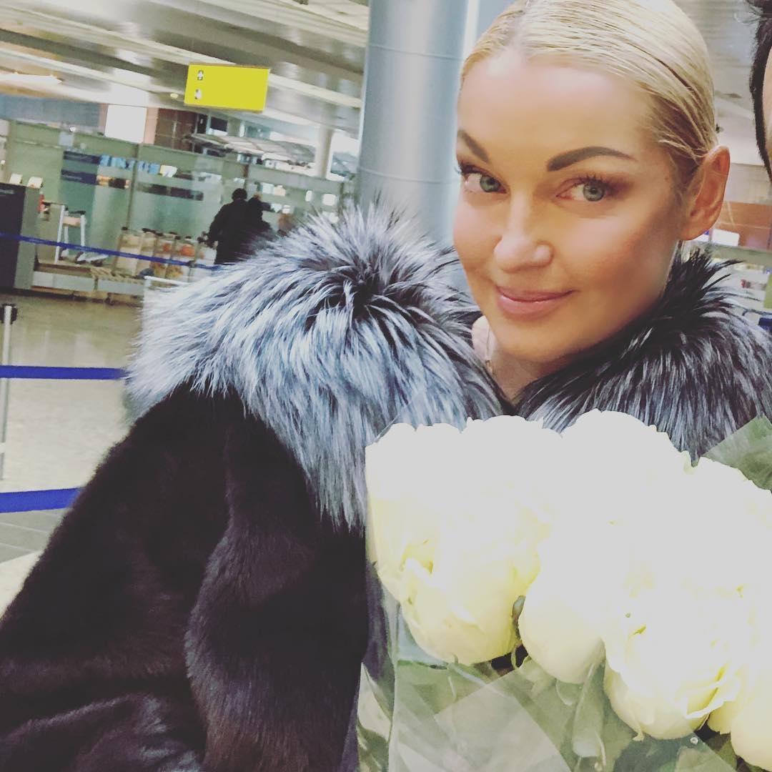 Анастасия Волочкова беременна?