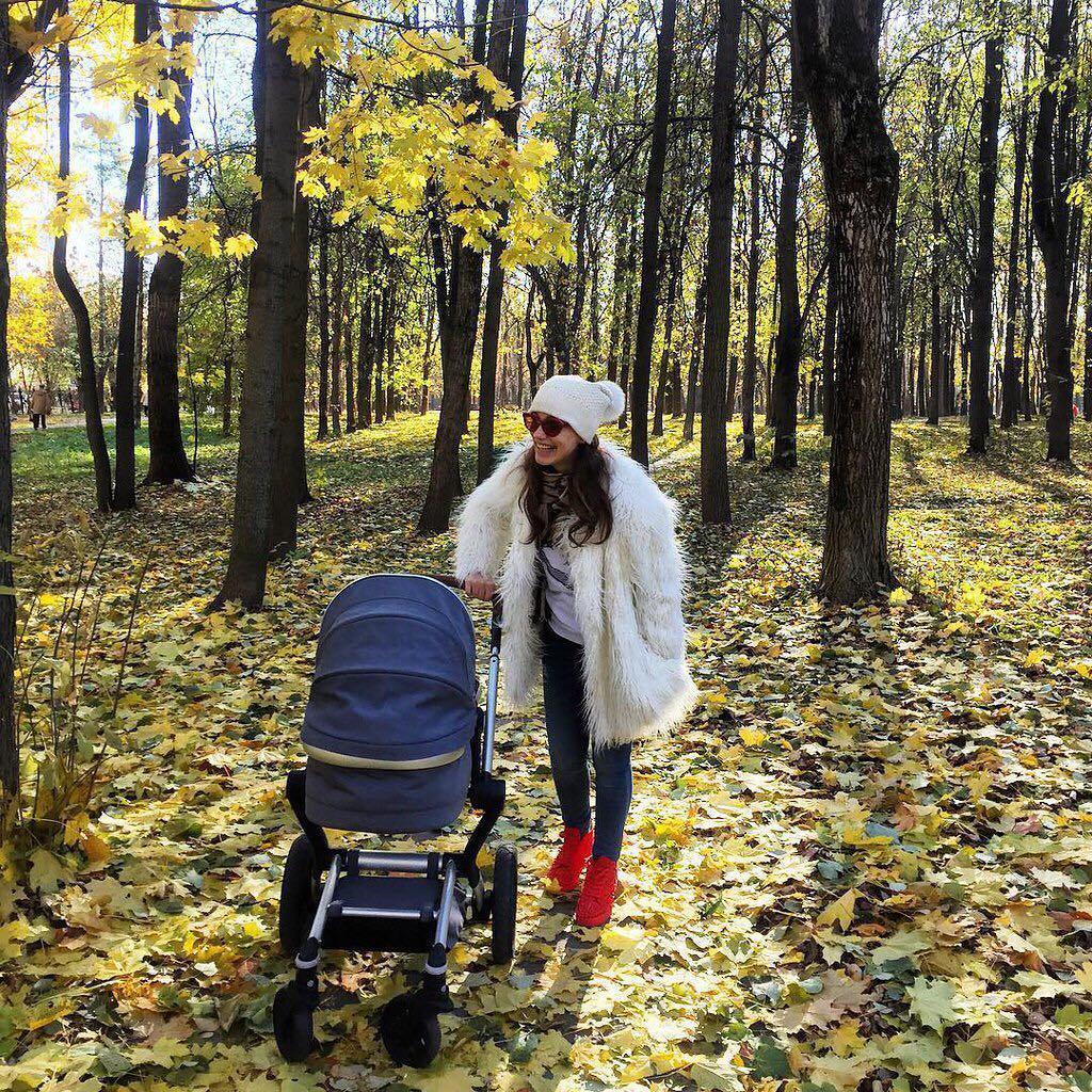 Нам нужен брат или...: Виктория Дайнеко планирует второго малыша