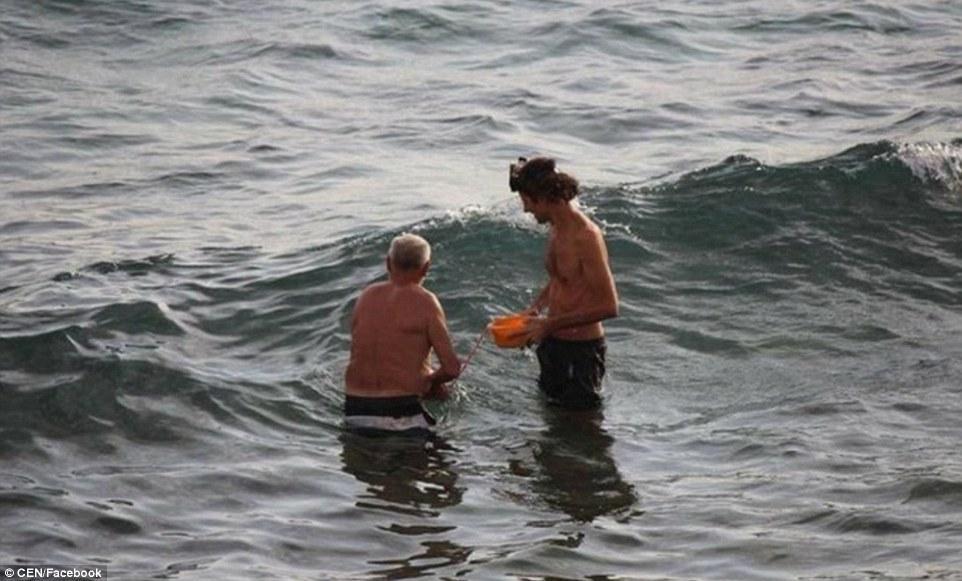 Туристка из России родила ребенка в запретном море Египта. Кто же это?