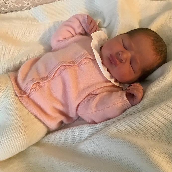 Многодетная мама: принцесса Швеции Мадлен родила третьего ребенка