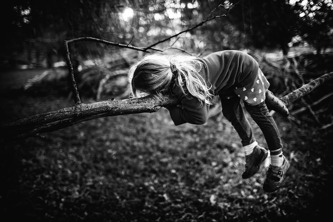 Мама 4-х детей показала, как это — детство без телевизора и гаджетов