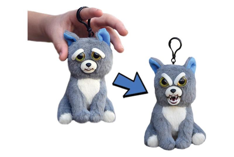 Оскаленные мишки и хмурые зайцы — злобные игрушки Feisty Pets набирают популярность