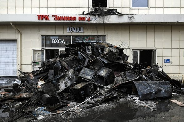 Трагедия в Кемерово: как помочь семья пострадавших при пожаре в ТЦ Зимняя вишня