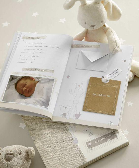 В память — для родителей: советы по оформлению детского фотоальбома