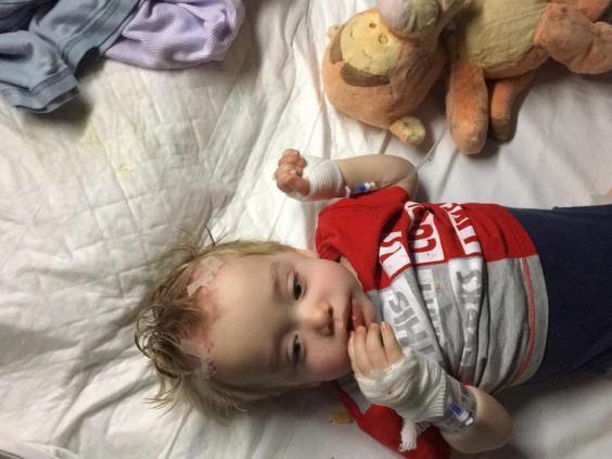 Отец спас 2-летнего сына, распознав инсульт по симптомам из рекламы