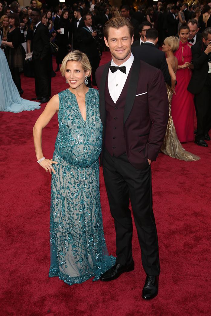 12 лучших образов беременных звёзд на Оскаре за последние 5 лет