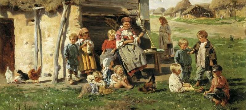 Вы удивитесь, узнав, как жили беременные 150 лет назад