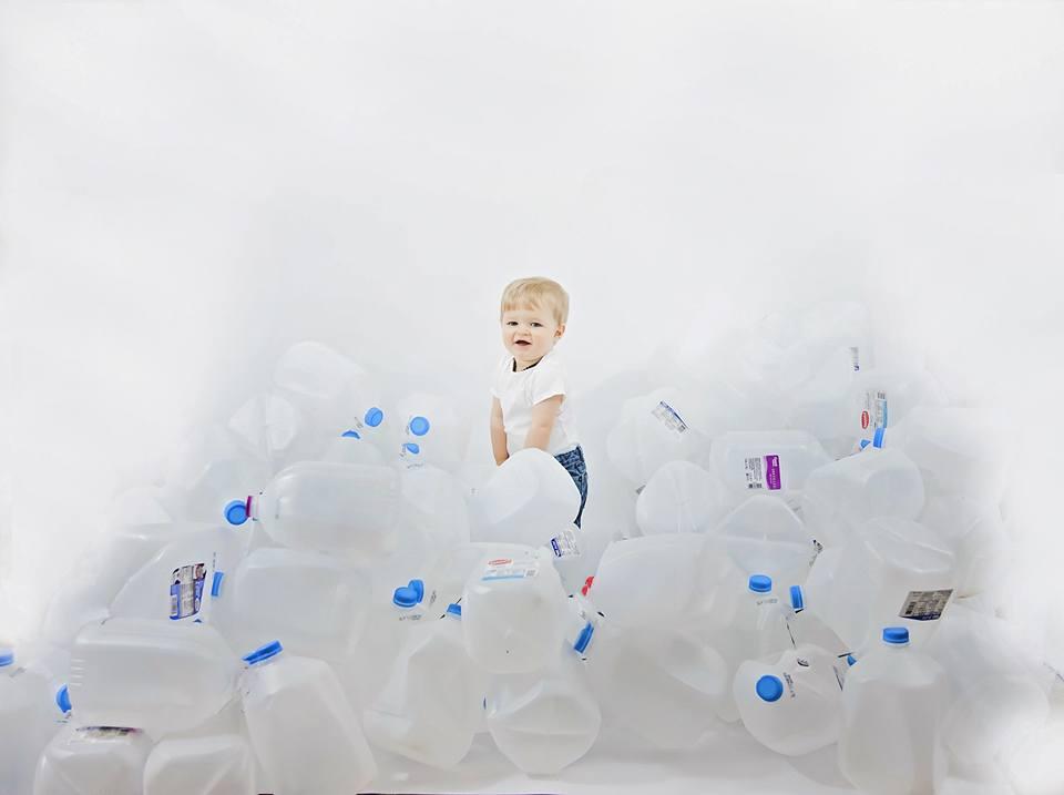 Мама из США пожертвовала почти 500 литров грудного молока для чужих детей