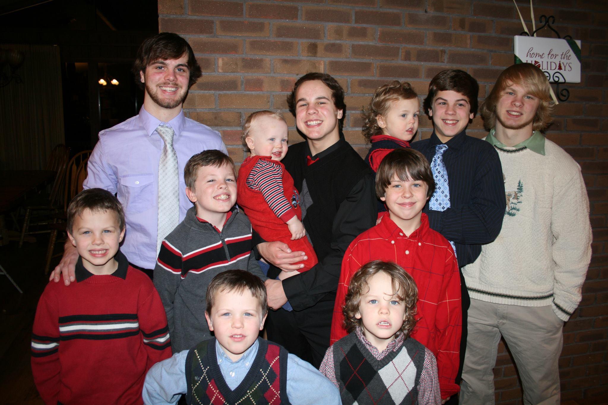 У мамы 13 сыновей родился еще один ребенок. Вы удивитесь, когда узнаете, кто он