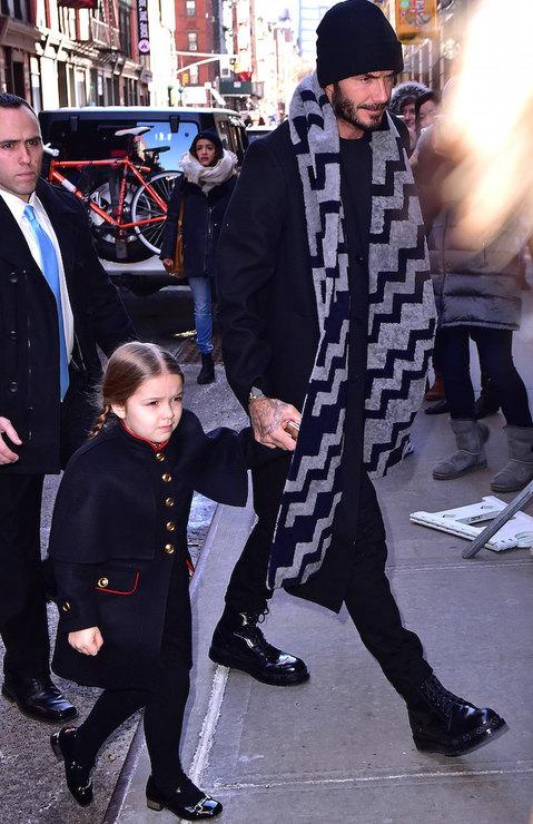Юная модница — фанатов поразил гардероб Харпер Бекхэм. Ей всего 6 лет!