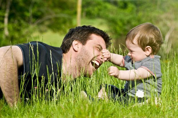11 признаков того, что он будет хорошим отцом
