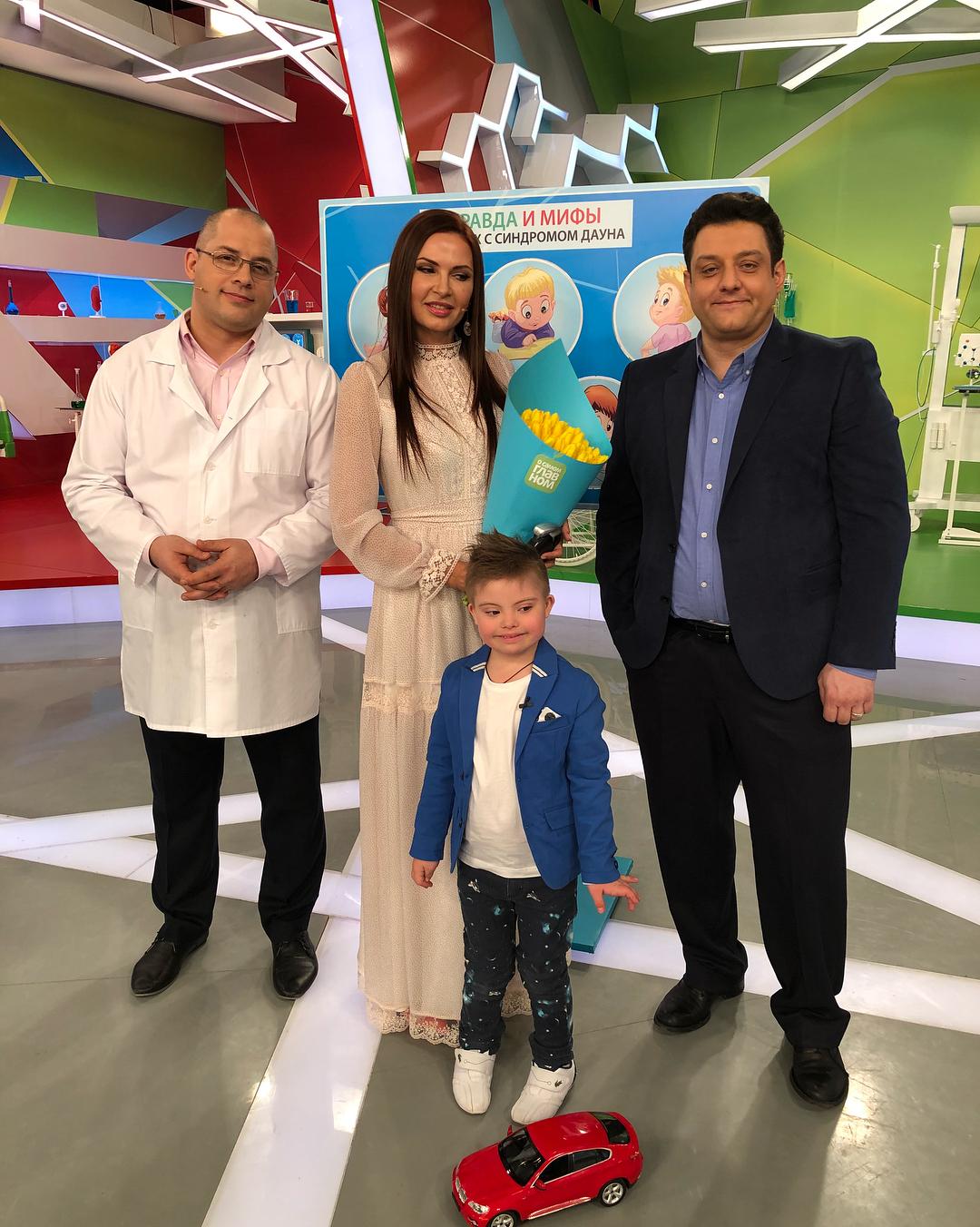 Ирина Хакамада и еще 5 звезд, которые воспитывают особенных детей и у них все хорошо