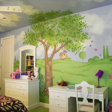 10 советов, как превратить детскую — в рай для ребенка