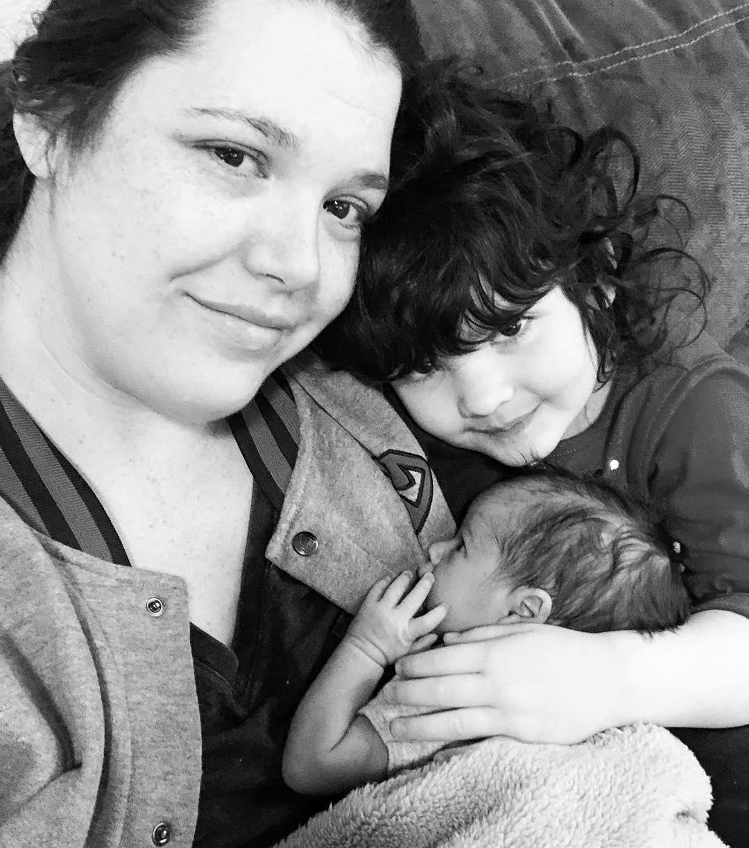Улыбающийся младенец покорил соцсети