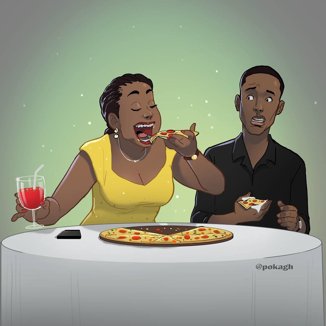 15 честных иллюстраций о семейной жизни, где каждая пара узнает себя