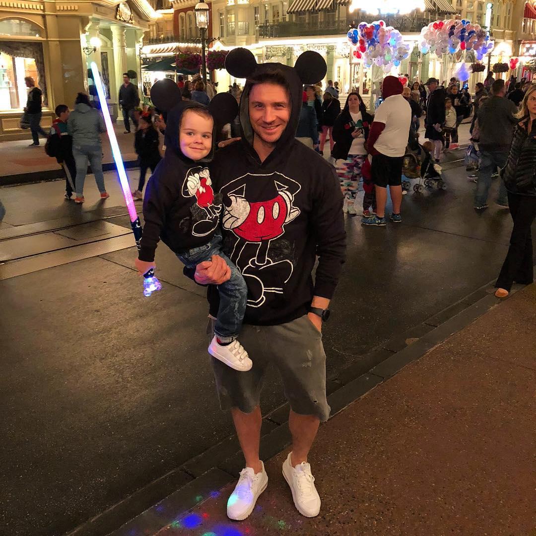 3-летний сын Сергея Лазарева трогательно поздравил папу с Днем рождения