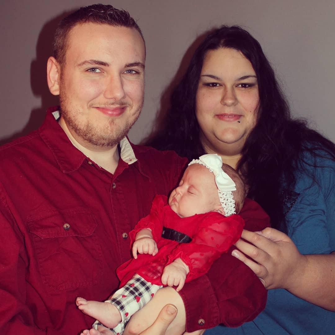 Американка сбросила 100 кг лишнего веса, чтобы стать мамой