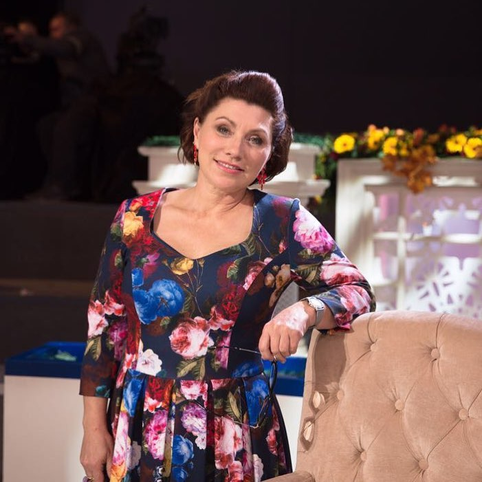 Роза Сябитова призналась, что пережила 12 выкидышей прежде чем стать мамой