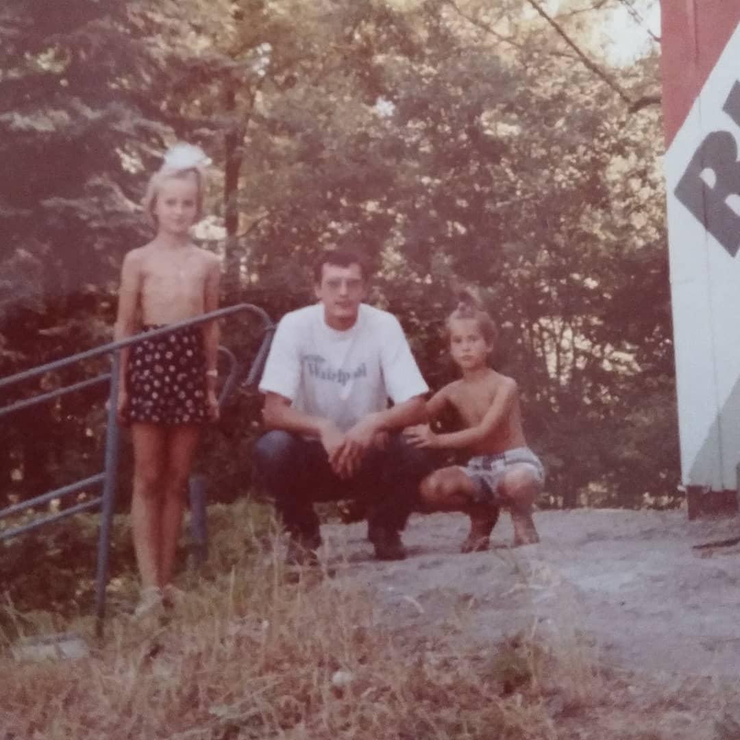 Отец Ольги Бузовой показал ее фото из детства. Фанаты в восторге!