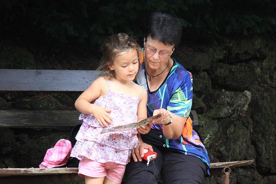 7 признаков идеальной бабушки (о которой бы мы все мечтали)