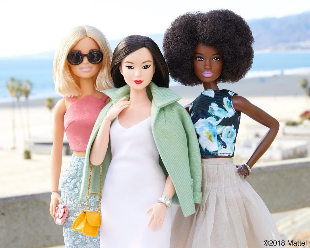 Кукла Барби — не просто Барби: создатели раскрыли ее секрет