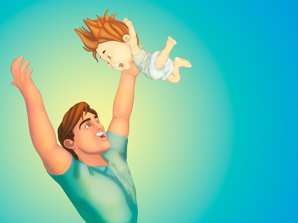 Эти 8 вещей боятся все мужчины, когда у них появляется ребенок