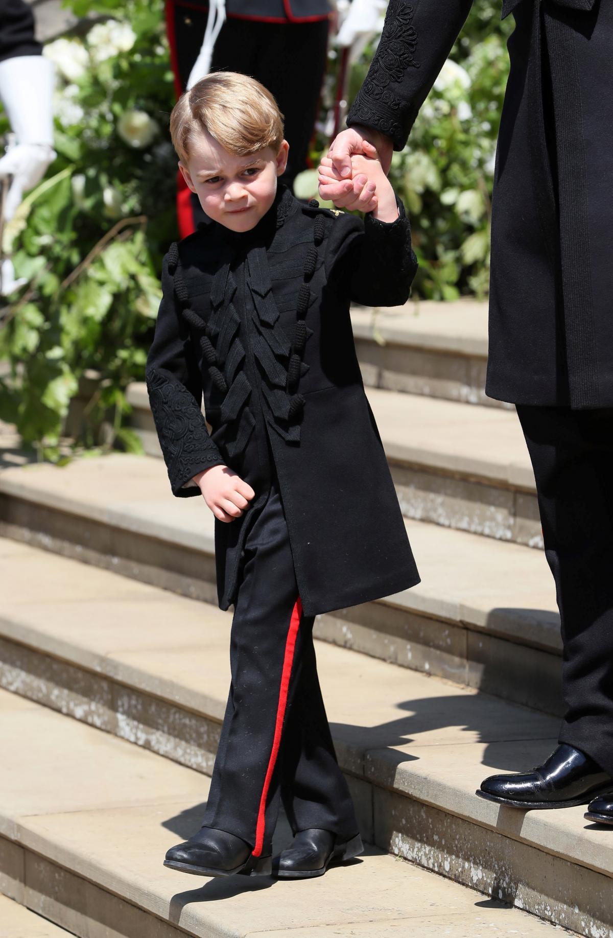 Вот почему дети Кейт Миддлтон растрогали всех на свадьбе принца Гарри и Меган Маркл