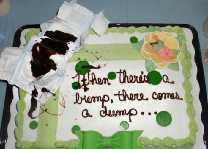 11 пугающих тортов ко Дню Рождения ребенка, от которых хочется спрятаться подальше