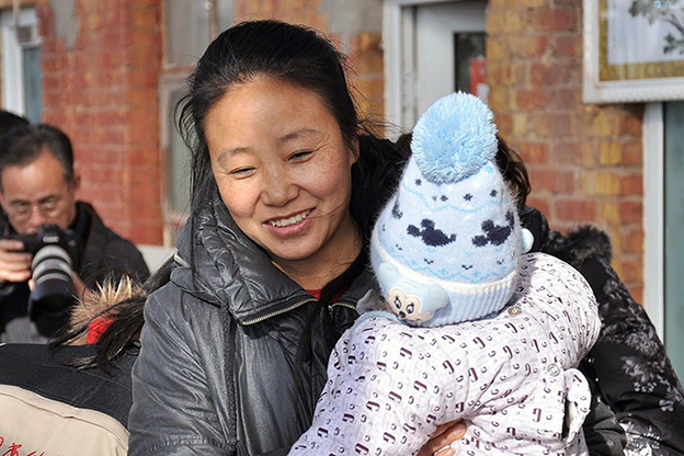 В Китае арестовали приемную мать 118 сирот. За мошенничество!