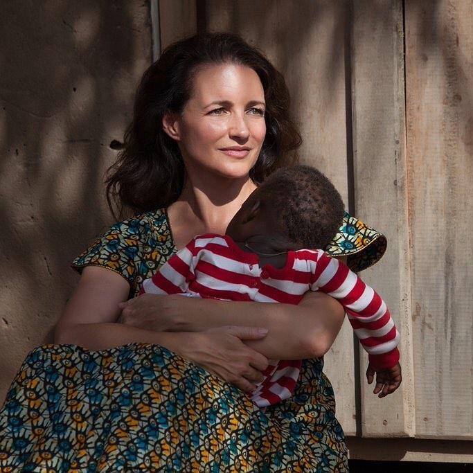 Кристин Дэвис из Секса в большом городе стала мамой во второй раз