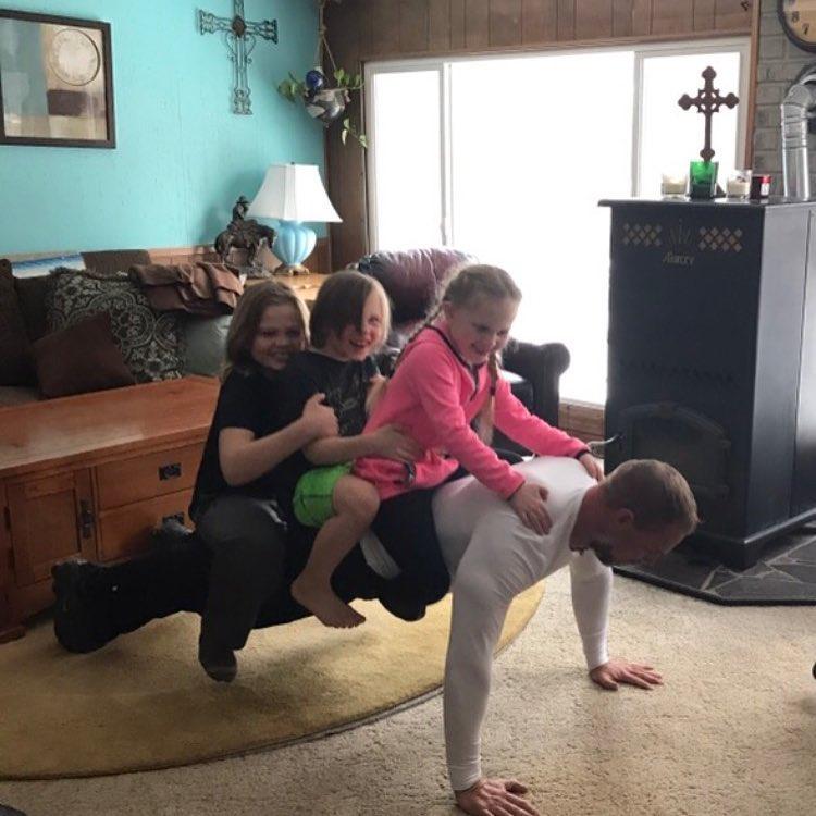 Отец троих детей сбросил 40 кг после неудачной прогулки. Чтобы не быть дряхлым стариком!