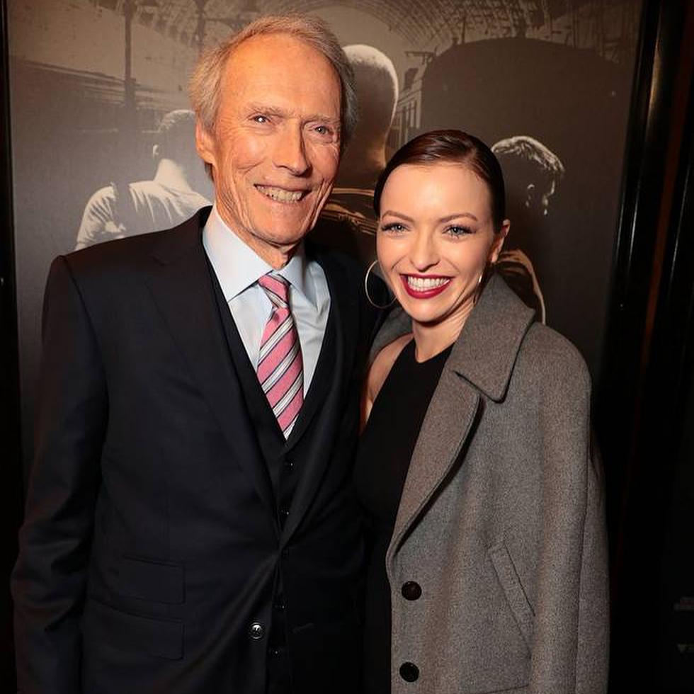 87-летний Клинт Иствуд скоро станет дедушкой