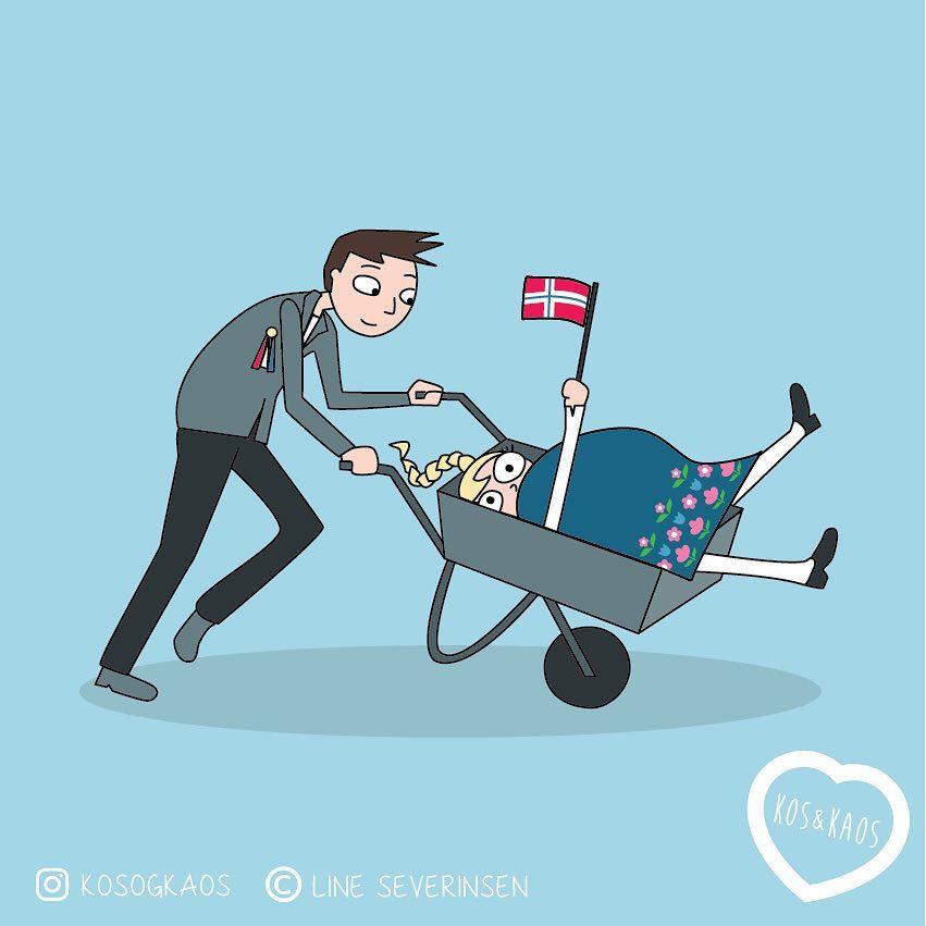 10 забавных комиксов о будущих отцах, где каждая женщина узнает своего мужа