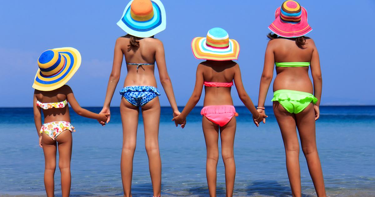 Мамам на заметку: 6 главных правил, как защитить ребенка на солнце