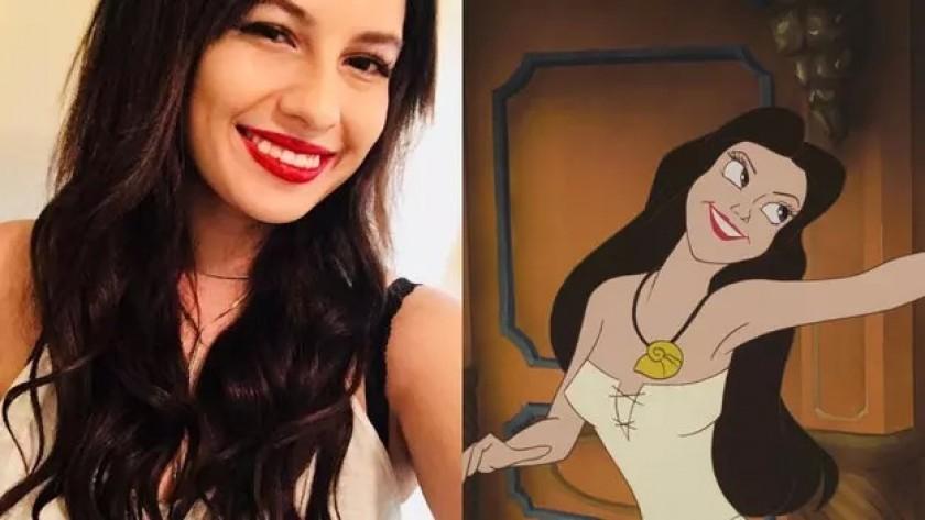 Это поразительно!: 17 девушек, которые безумно похожи на принцесс Диснея