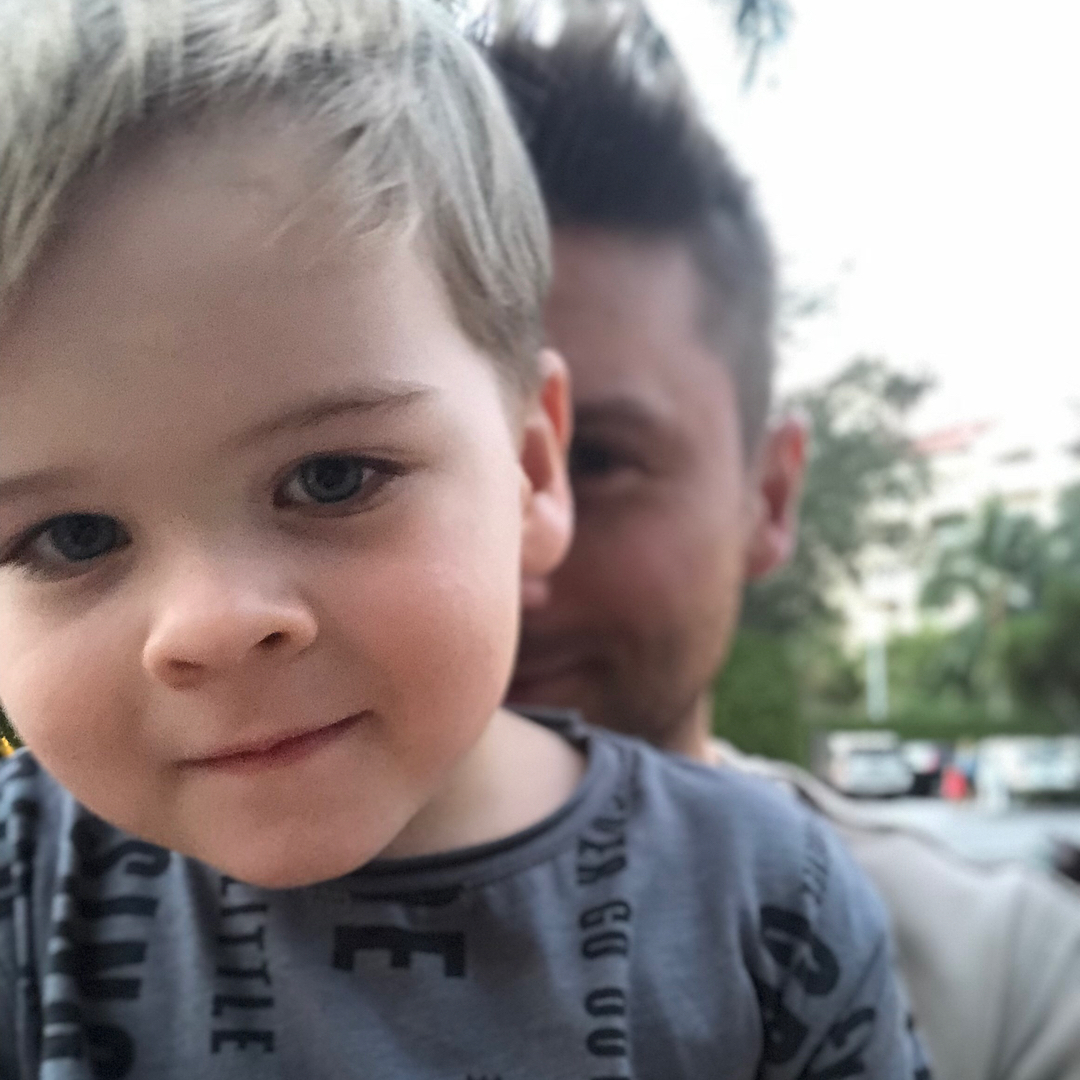 Сергей Лазарев уже решил, кем станет его 3-летний сын — не артистом