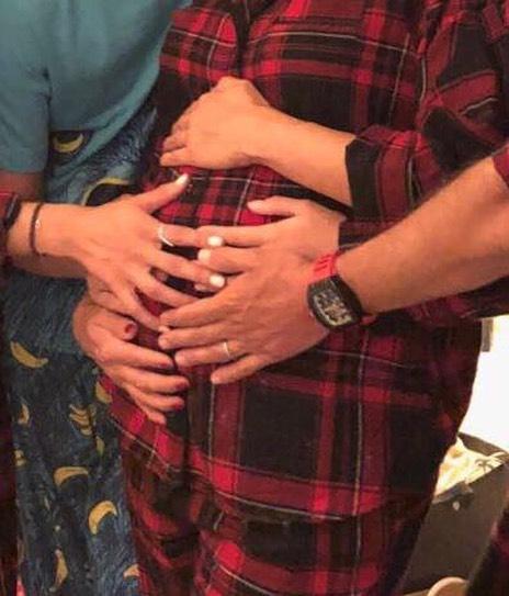Уже родила!: 43-летняя Ева Лонгория впервые стала мамой