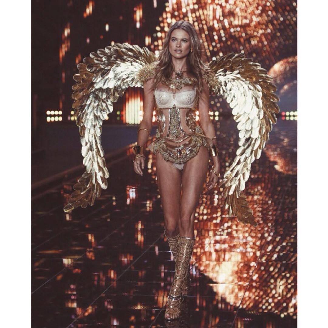Как худеют топовые модели Victoria's Secret: 7 секретов от звездных мам
