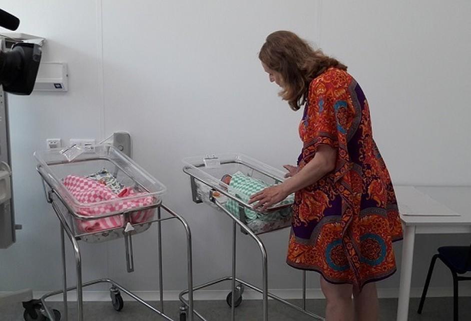 Тройня в 51: женщина из Приморья впервые стала матерью, и сразу многодетной