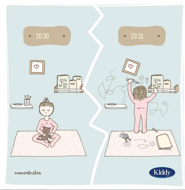 10 комиксов о материнских буднях, от которых хочется и плакать, и смеяться