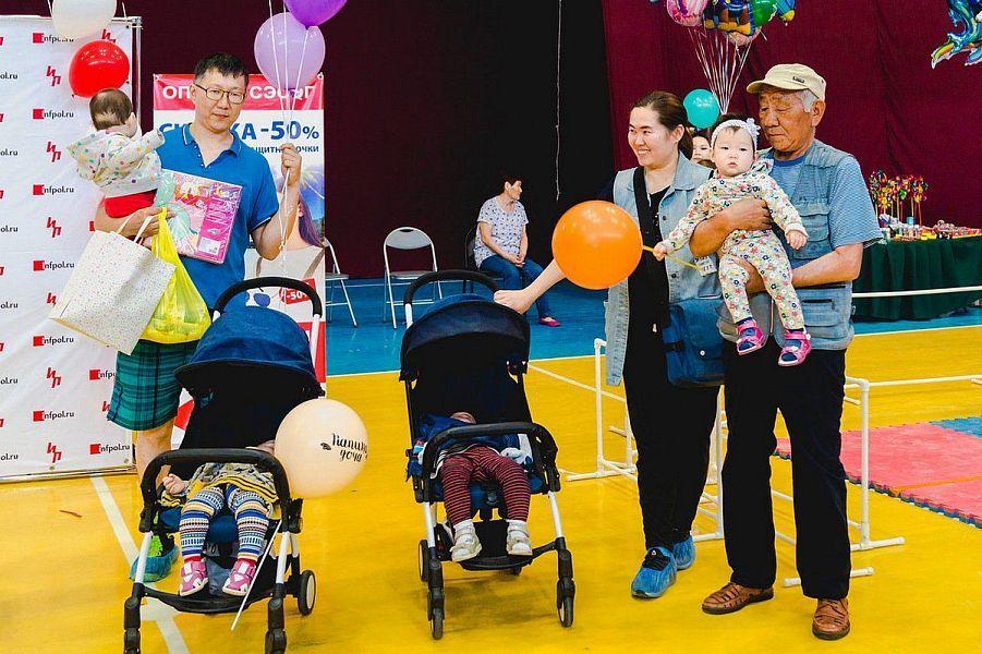 В Бурятии родились две пары близняшек с разницей в 5 месяцев