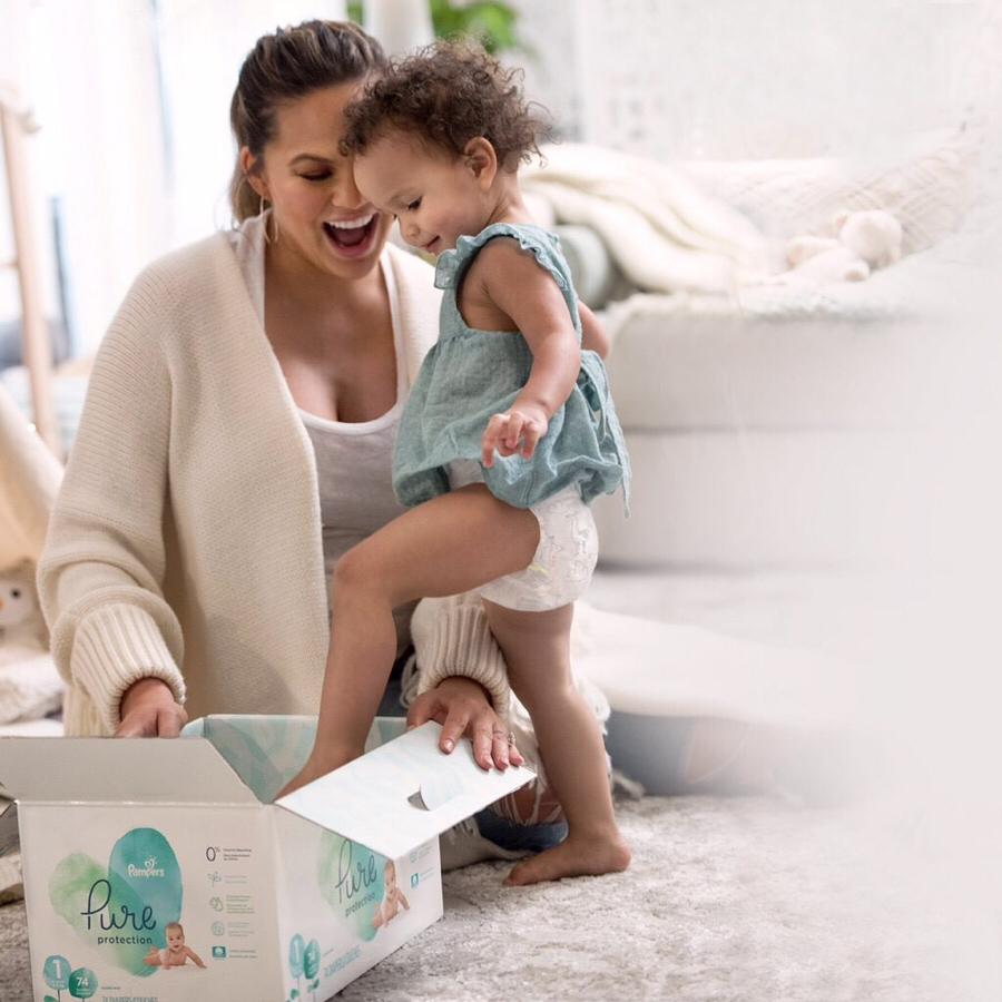 Моя правда об ЭКО: Крисси Тейген — честно о том, чего стоило ей материнство