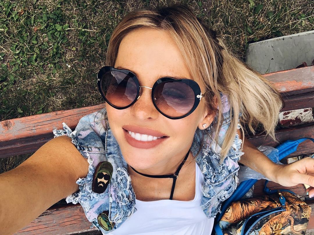 Беременная Анна Хилькевич больше не сможет работать — врач запретил