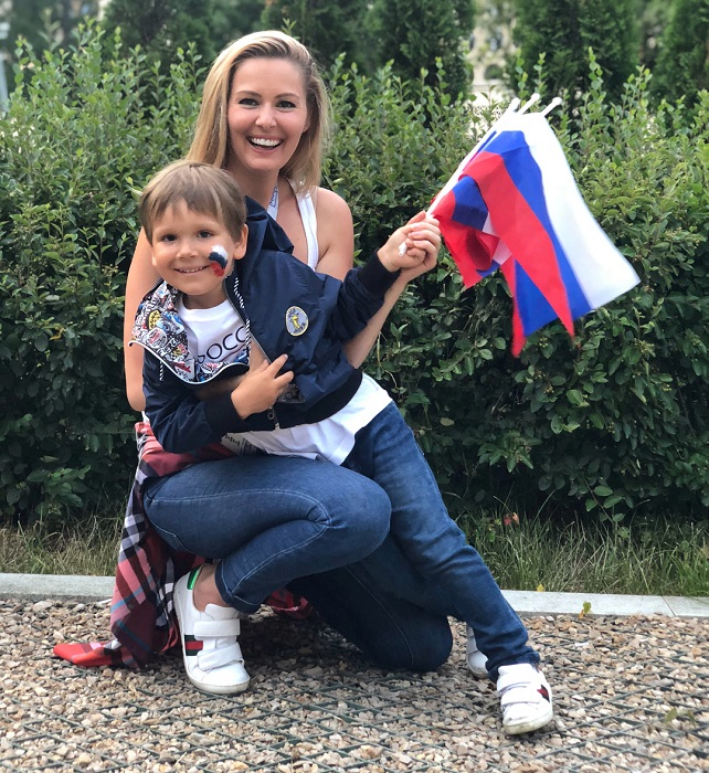 Как российские звезды болели за свою сборную на ЧМ-2018