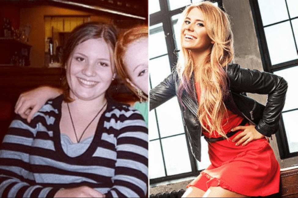 Эти 6 звездных детей долгое время были полными, но им удалось похудеть