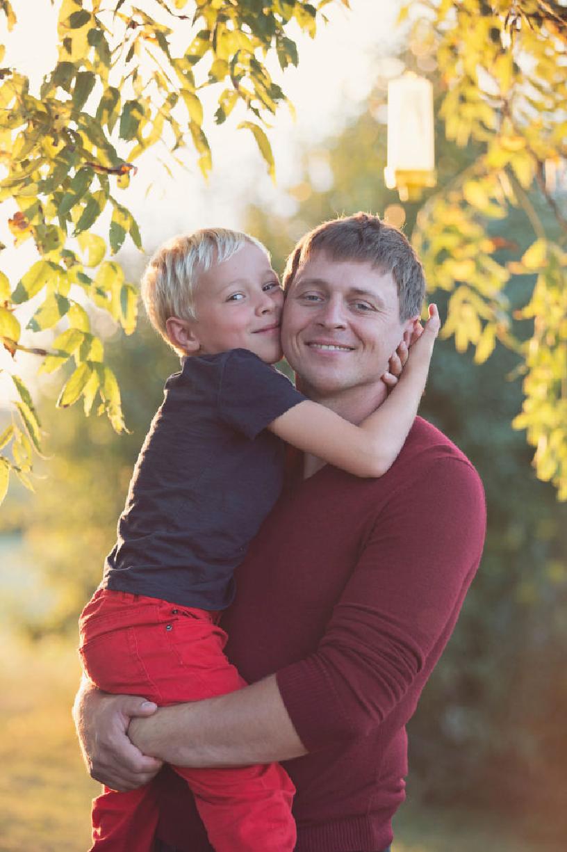 Мой папа лучший: 17 фото, которые заставят вас поцеловать своих пап прямо сейчас