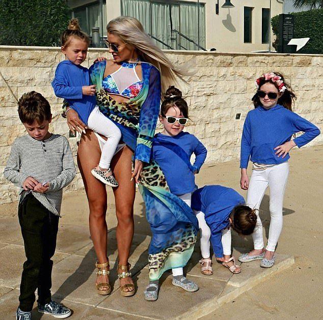 Эта мама 5-х детей скинула 115 кг и стала звездой Instagram